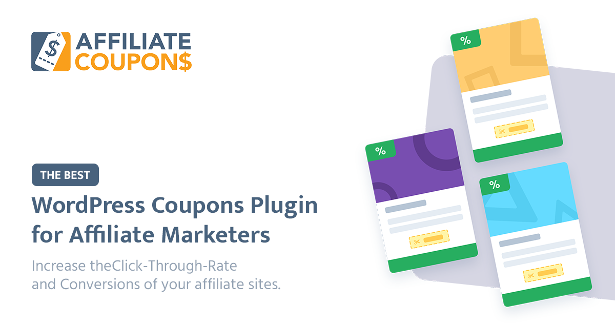 Templates - Affiliate Coupons
